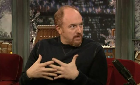 Louis C.K. on Late Night