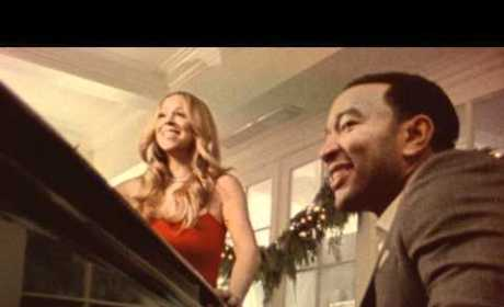 Mariah Carey & John Legend - When Christmas Comes