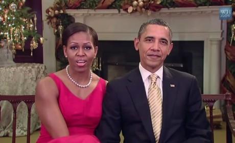 Obama Christmas Address