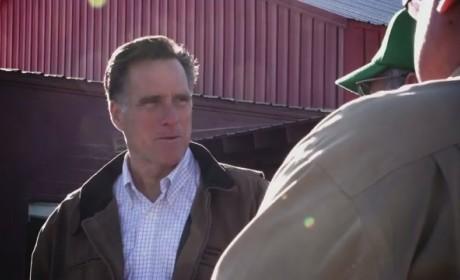 Mitt Romney Ad - Conservative Agenda