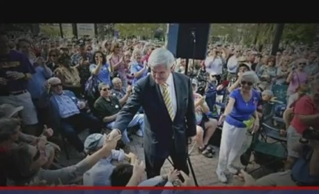 Newt Gingrich 20-to-1 Ad