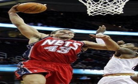Kris Humphries, New Jersey Nets Fall to 1-4