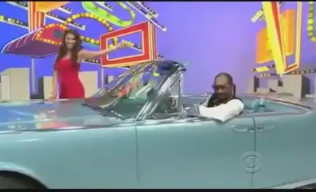 Snoop Dogg Wins Big on The Price is Right