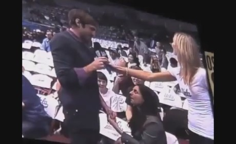 UCLA Marriage Proposal Fail