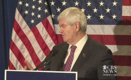 Newt Gingrich Food Stamp Comment