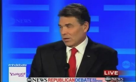 Republican Debate - Rick Perry on Iraq