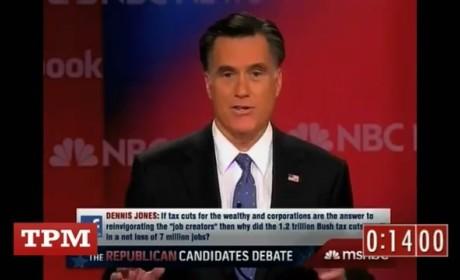 New Hampshire Republican Debate in 100 Seconds