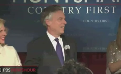 Jon Huntsman Speech After New Hampshire Primary