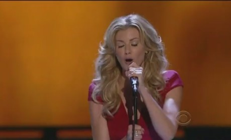 Faith Hill - Come Home (Live at People's Choice Awards)