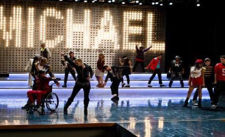 Glee to Honor Michael Jackson: Official Promo