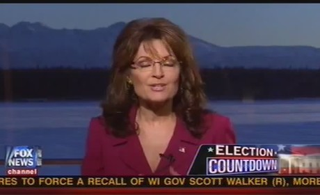 Sarah Palin to South Carolinians: Vote For Newt!