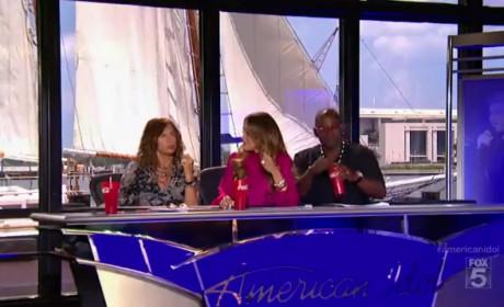 Brittany Kerr American Idol Audition