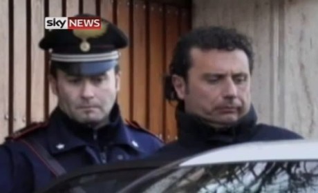 "Francesco Schettino, Italian Cruise Ship Captain, Claims He ""Tripped"" Into Lifeboat"