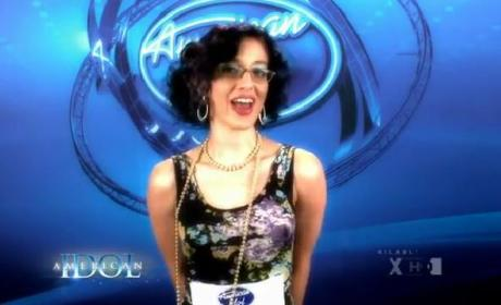 Angie Zeiderman American Idol Audition