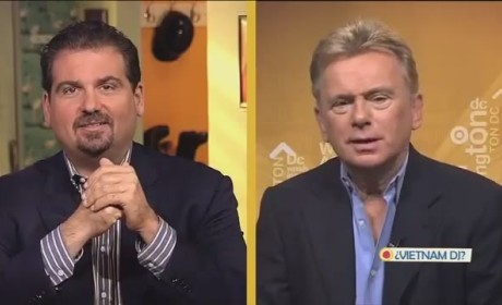 Pat Sajak: Formerly Drunk on Wheel of Fortune!