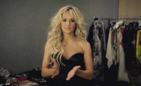 Carrie Underwood Readies Fans for New Music [Video]