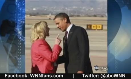 Jan Brewer Points Finger at Obama