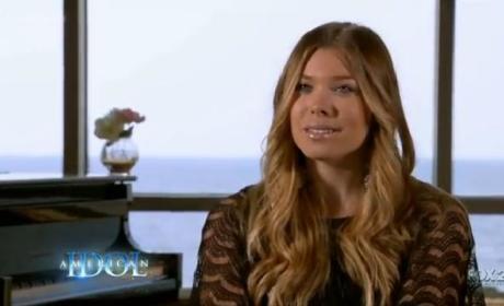 Baylie Brown Season 11 Audition for American Idol
