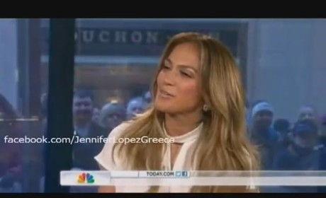 Jennifer Lopez Today Show Interview: Would She Remarry?