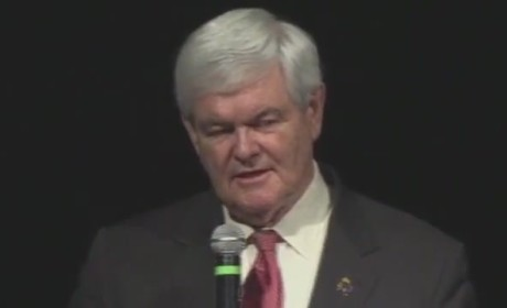 Newt to Obama: You Phony!