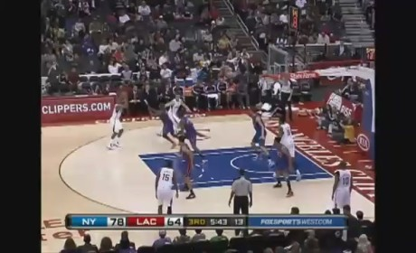 Blake Griffin Dunks vs. Knicks