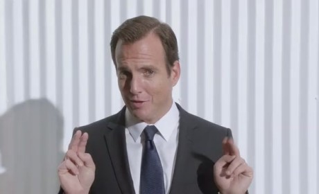 Hulu Plus Super Bowl Ad (Ft. Will Arnett)