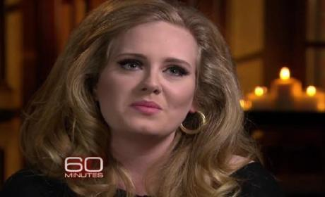 Adele 60 Minutes Interview Snippet