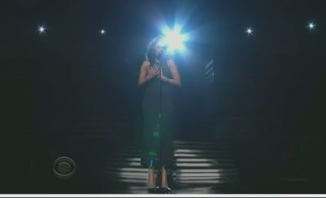 Jennifer Hudson - I Will Always Love You (Tribute to Whitney Houston)