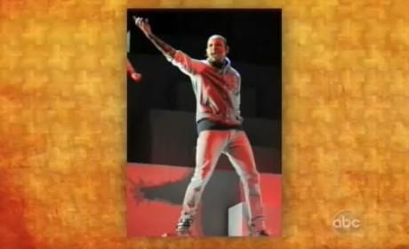 Sherri Shepherd Defends Chris Brown