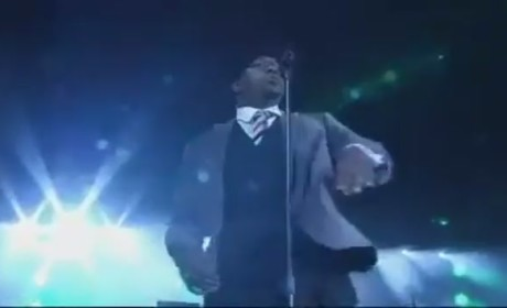 Bobby Brown Concert Shout-Out to Whitney Houston