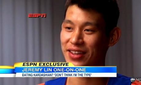Jeremy Lin Shoots Down Kim Kardashian Dating Rumors