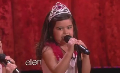 Sophia Grace & Rosie - Moment 4 Life (Live on Ellen)