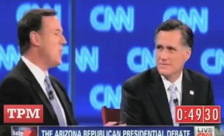 Arizona GOP Debate in 100 Seconds