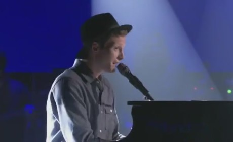 Orlando Napier - Waiting on the World to Change (The Voice Audition)