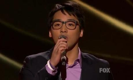 "Heejun Han Summons ""Angels"" on American Idol"