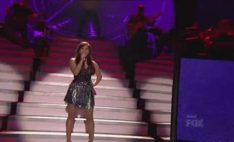 Skylar Laine Makes Like Tina Turner on American Idol