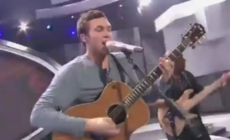 "Phillip Phillips: Not Afraid of ""Superstition"" on American Idol"