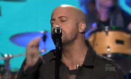 "Daughtry - ""Out Of My Head"" (American Idol Results Show)"