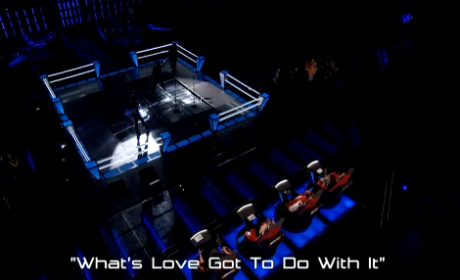 """Erin Martin vs. The Shields Brothers - """"What's Love Got To Do With It"""" (The Voice Battle Round)"""