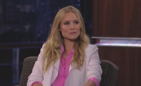Kristen Bell Talks Dax Shepard Feet