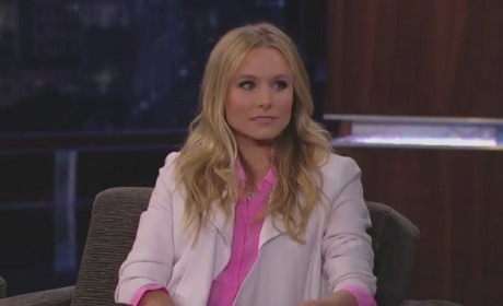 Kristen Bell Talks Hip Hop