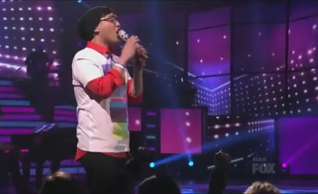 Heejun Han Gets Goofy, Slammed on American Idol
