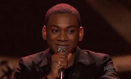 "Joshua Ledet - ""She's Got A Way"""