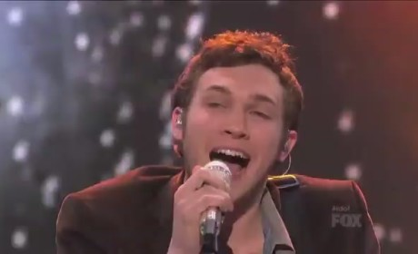 "Phillip Phillips - ""Still Rainin"""
