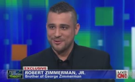 George Zimmerman's Brother Interview