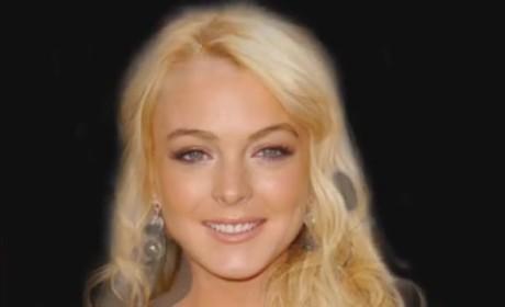 Lindsay Lohan Face Morph