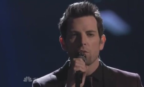"""Chris Mann - """"Bridge Over Troubled Water"""" (The Voice)"""