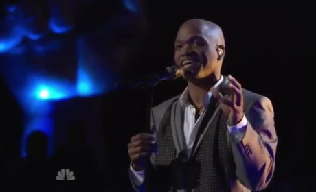 """Jesse Campbell - """"What a Wonderful World"""" (The Voice)"""