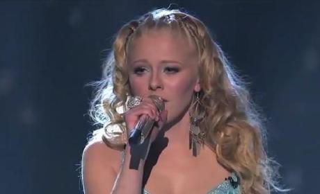 "Hollie Cavanagh - ""What A Feeling"""