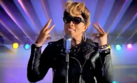 Mary J. Blige Burger King Commercial